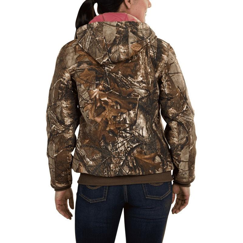 Carhartt Women's Camo Active Jacket image number 2