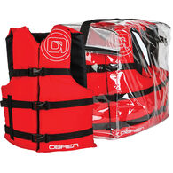 O'Brien Universal Life Jackets, 4-Pack