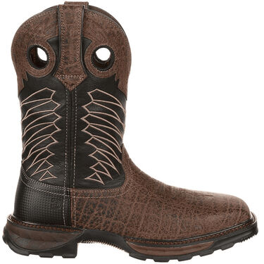 Durango Men's Maverick XP Waterproof Steel-Toe Western Work Boot