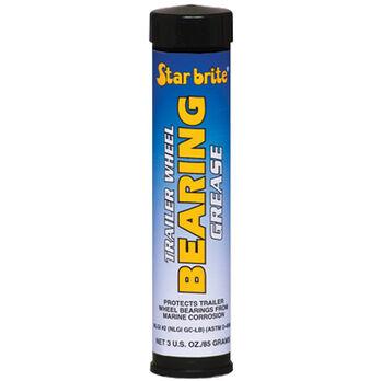 Star brite Trailer Wheel Bearing Grease, 2-pack of 3 oz. cartridges