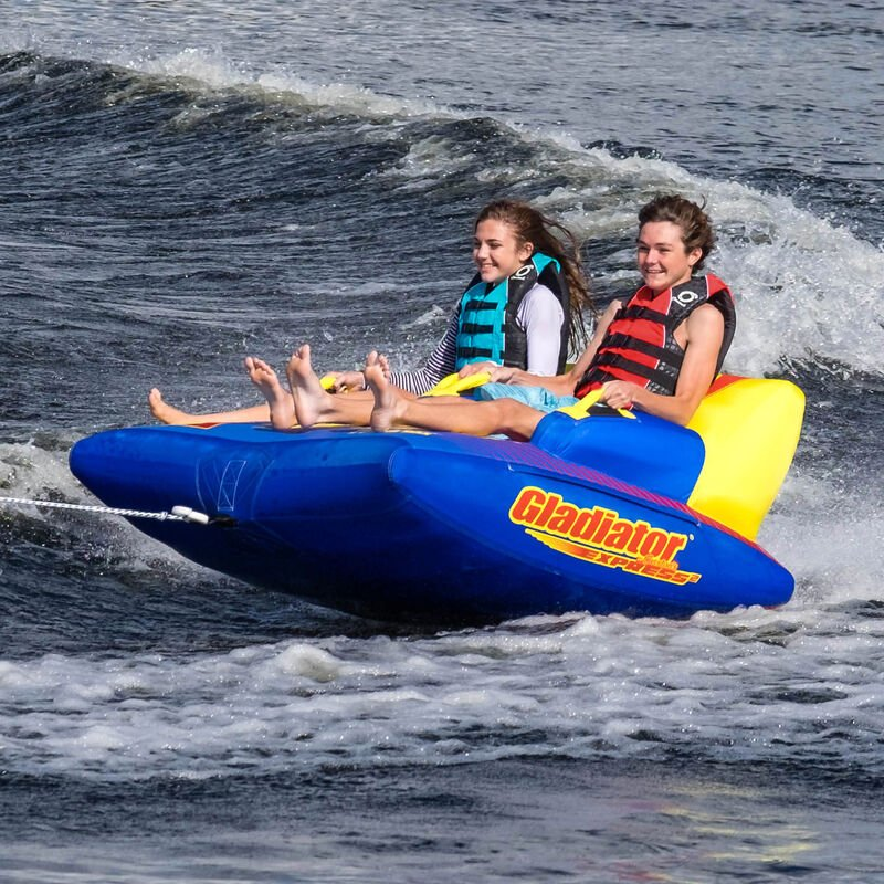 Gladiator Express 2-Person Towable Tube image number 2