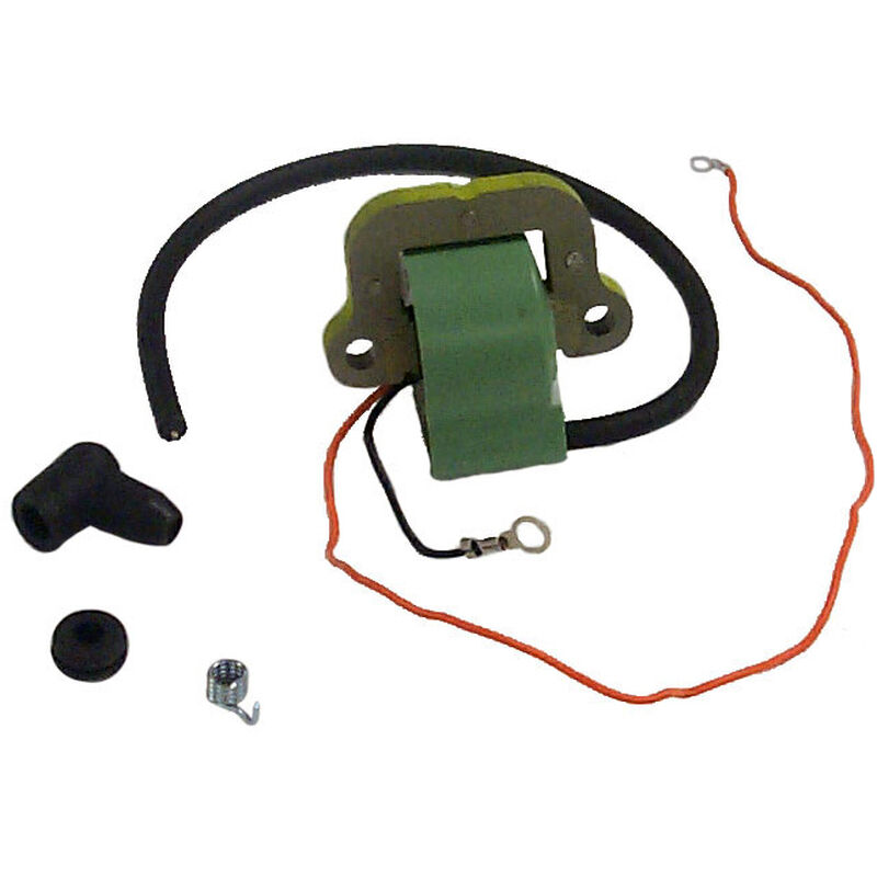 Sierra Ignition Coil For OMC Engine, Sierra Part #18-5192 image number 1