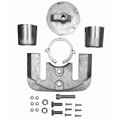 Sierra Magnesium Anode Kit For Mercury Marine Engine, Sierra Part #18-6159M