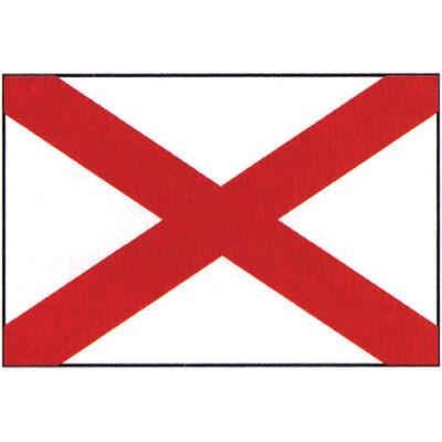 "State Flag, 12"" x 18"""