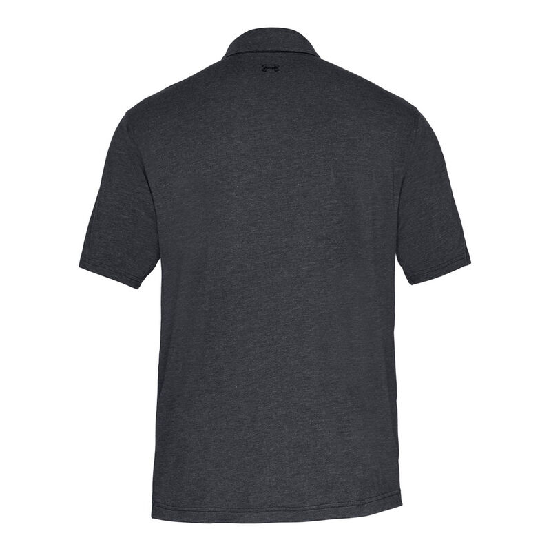 Under Armour Men's Charged Cotton Scramble Polo image number 7