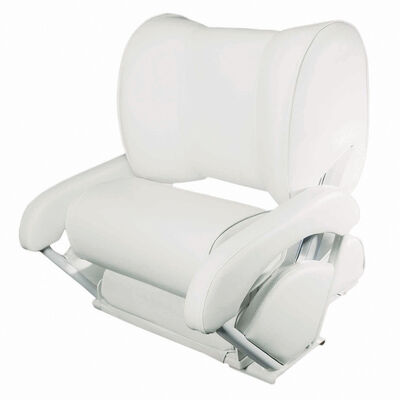 Springfield Twin 46 Flip-Up Chair, White