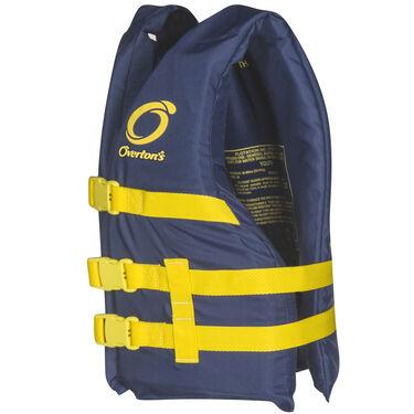 Overton's Youth Nylon Life Jacket, Blue
