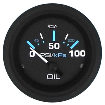 "Sierra Eclipse 2"" Oil Pressure Gauge"