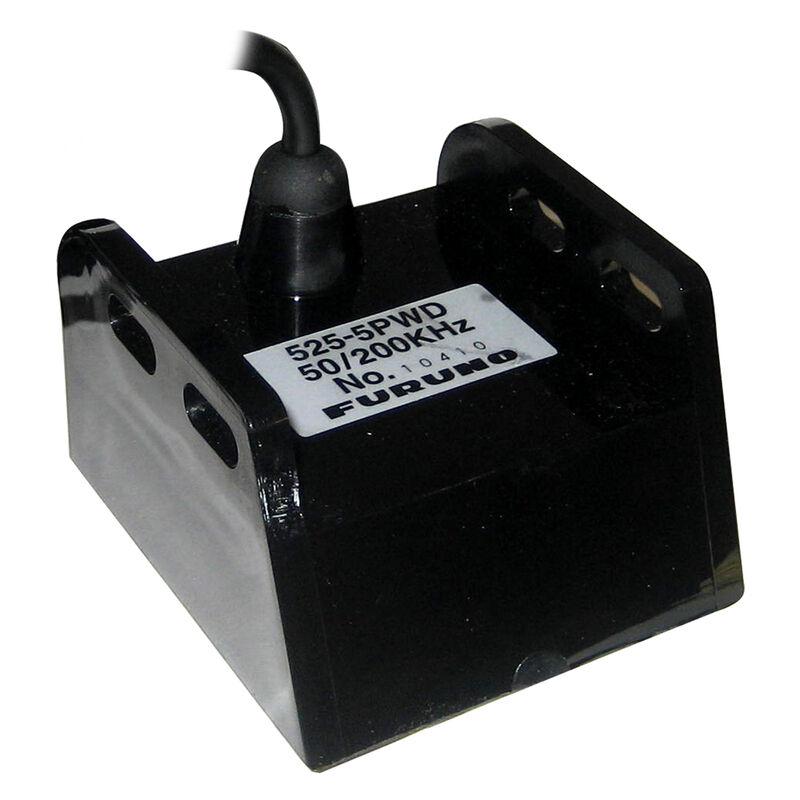Furuno 525-5PWD Plastic Transom-Mount Transducer image number 1
