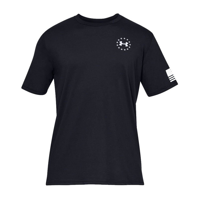Under Armour Men's Freedom Flag Graphic Tee image number 6