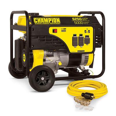 Champion 5000-Watt Generator with Cord