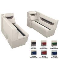 """Toonmate Designer Pontoon Furniture - 54"""" Front Lounge Package"""