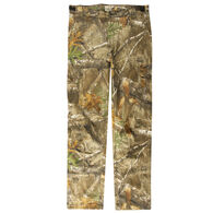 Hunter's Choice Men's Camo Six-Pocket Pant, Realtree Edge
