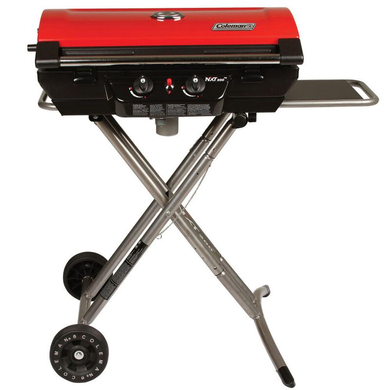 Coleman NXT 200 Portable Grill image number 2