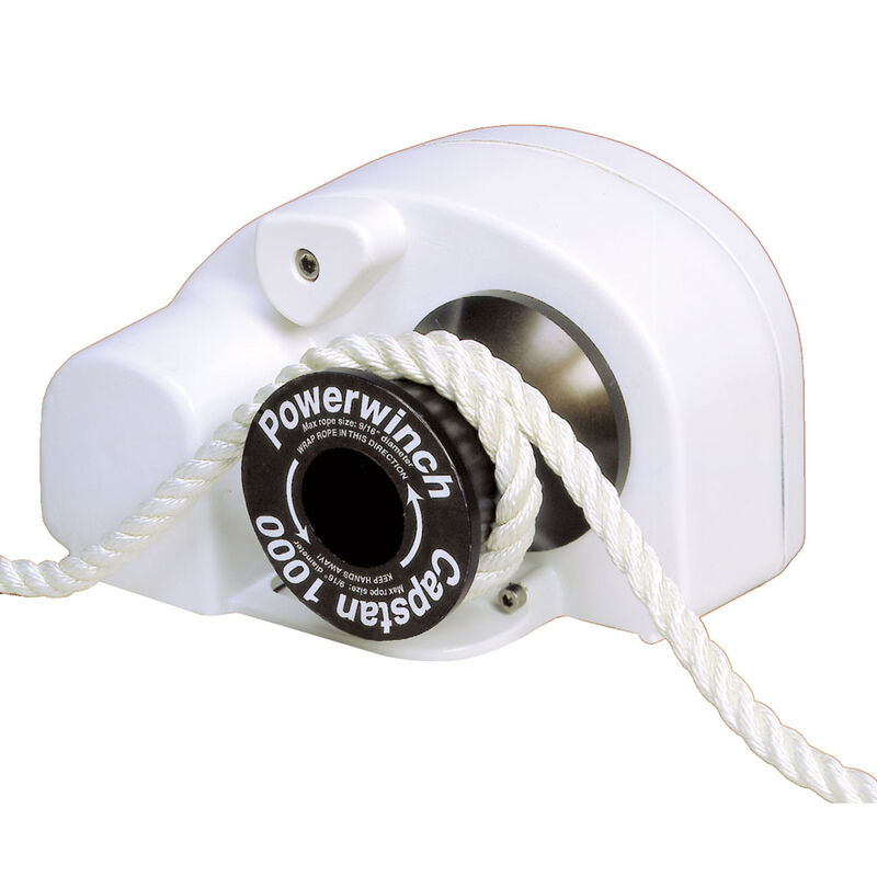 Powerwinch Capstan 1000 Winch image number 1