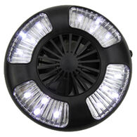 Clam Fan/Light Combo, Small