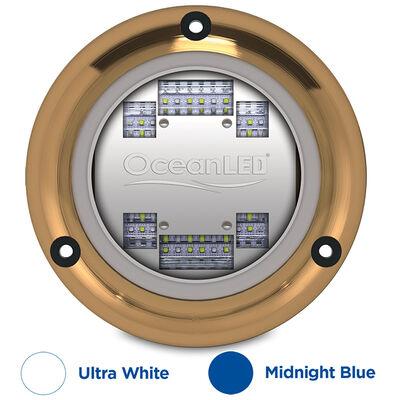 OceanLED Sport S3124s Underwater LED Light - Ultra White/Midnight Blue