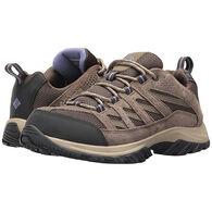 Columbia Women's Crestwood Waterproof Low Hiking Shoe