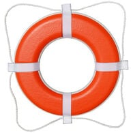 """Life Ring USCG Approved, Orange (20"""")"""