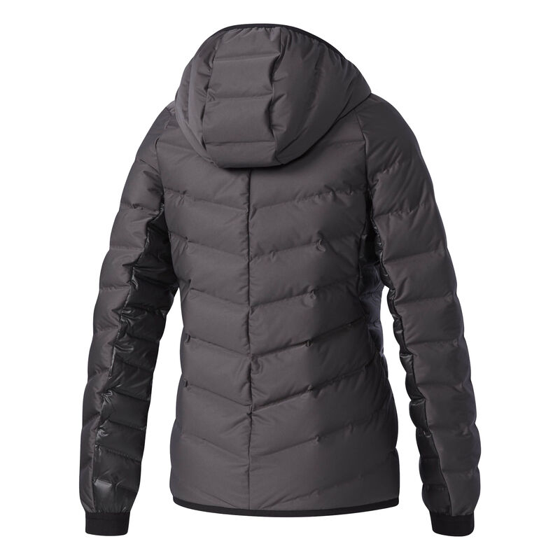 Adidas Women's Nuvic Hooded Down Jacket image number 13