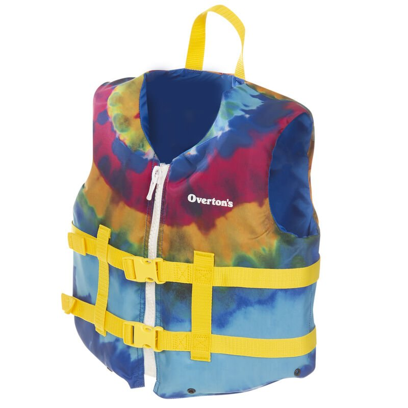 Overton's Tie-Dye Youth Vest image number 8