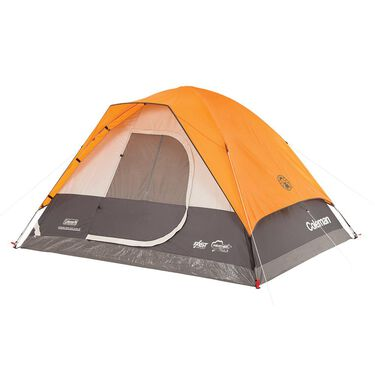 Moraine Park 4 Person Fast Pitch Dome Tent with Shelf