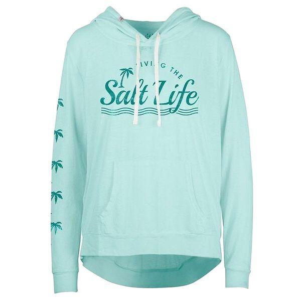 Salt Life Women's Salt Love Sunburnt Lightweight Pullover Hoodie