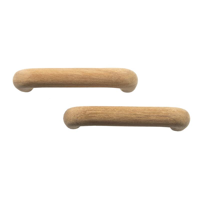 Whitecap Teak Handle Drawer Pulls, 2-pk. image number 4