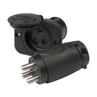 Marinco 70A 3-Wire Trolling Motor Plug & Receptacle Combo