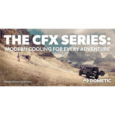 Dometic CoolFreeze CFX 65W Portable Compressor Cooler and Freezer, 53L