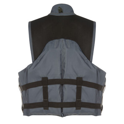 Forge Fishing 3D Air Mesh Vest - Black - 2X/3X