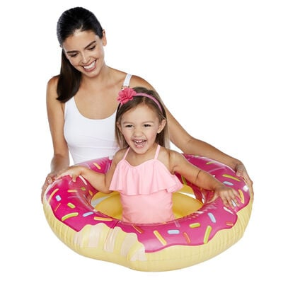 Big Mouth Pink Donut Lil' Pool Float