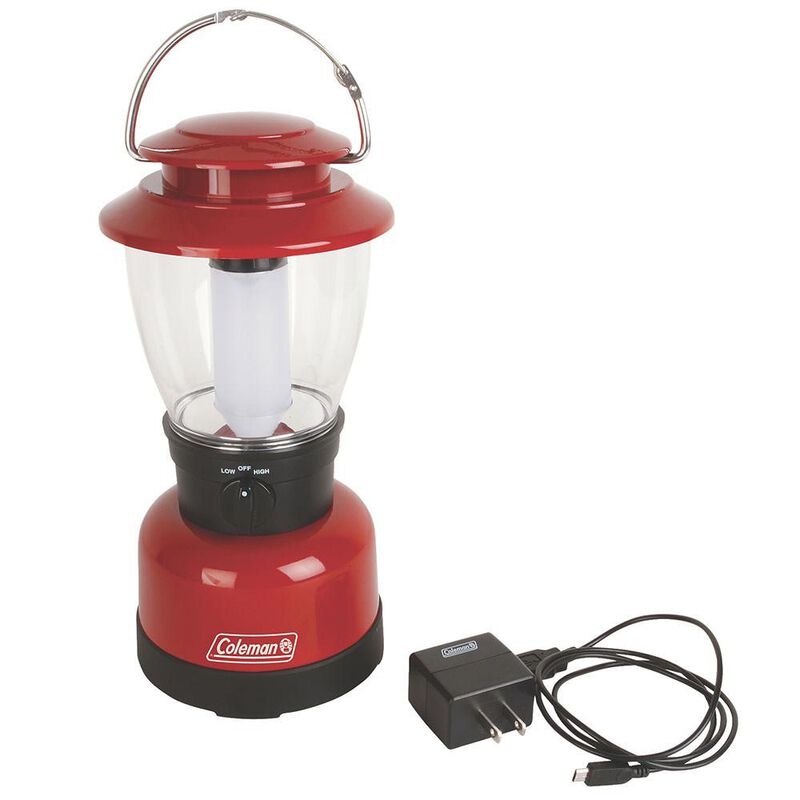 Coleman Classic Rechargeable LED Lantern image number 1