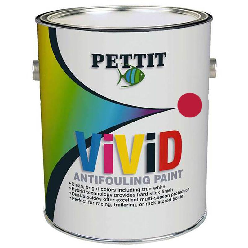 Pettit Vivid Paint, Quart image number 4