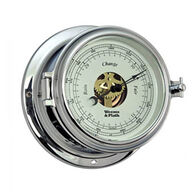 Chrome Endurance II 115 Open Dial Barometer