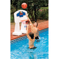 Swimline PoolJam Poolside Basketball Hoop, Inground Pools
