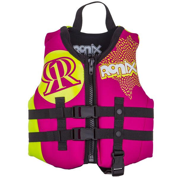 Ronix Girls' Child August Wakeboard Life Jacket