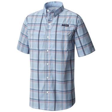 Columbia Men's Super-Low Drag Short-Sleeve Shirt
