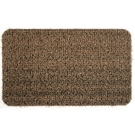 """GrassWorx Clean Machine Flair Doormat, 18"""" x 30"""", Sandbar"""