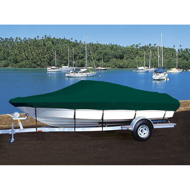 Trailerite Hot Shot-Coated Boat Cover For Correct Craft Ski Nautique CB Swim