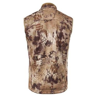 Kryptek Men's Cadog II Softshell Vest