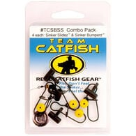 Team Catfish Sinker Slides and Sinker Bumpers Combo