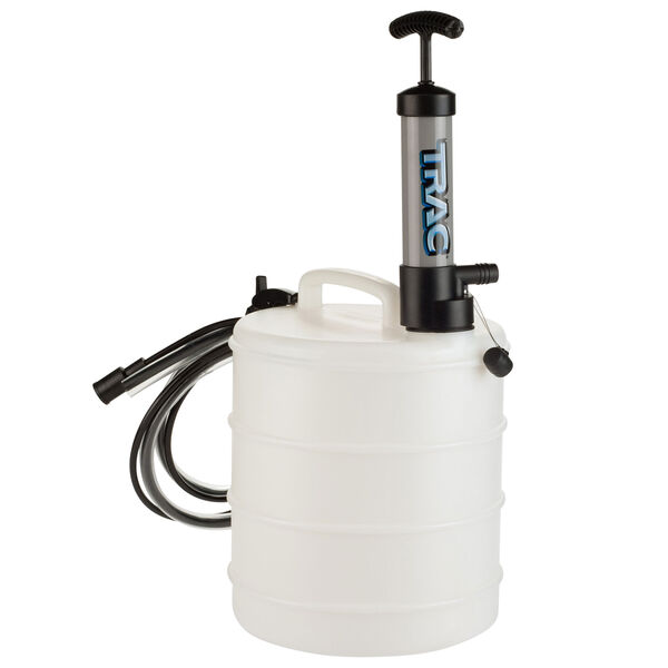 TRAC Fluid/Oil Extractor, 7L / 7.40 Qt.