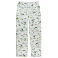 Lazy Mondays Men's Flannel Sleep Pant