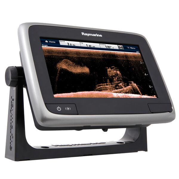 "Raymarine a78 Wi-Fi 7"" Multifunction Display - LightHouse Navigation Charts"
