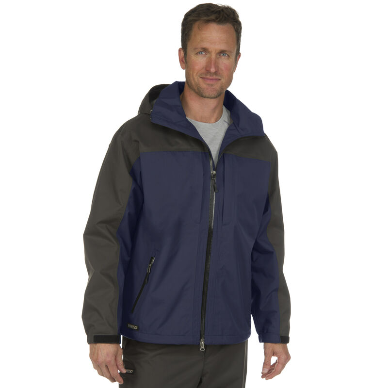 Ultimate Terrain Men's TecH2O Sheltered II Rain Jacket image number 13