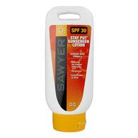 Sawyer Stay-Put SPF 30 Sunscreen Lotion, 8 oz.