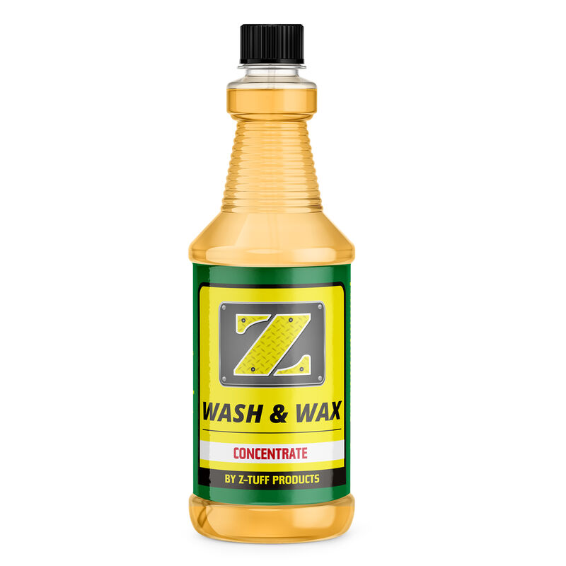Z-Tuff Z-Wash And Wax, 32 oz. image number 1