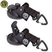 Airhead Stand-Up Paddleboard Suction Cup Tie-Downs, 2-Pack