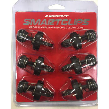 Ardent SmartClip Professional Non-Piercing Culling Clips, 6-Pack